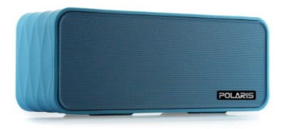 Bluetooth Speaker With FM In Light Blue Finish