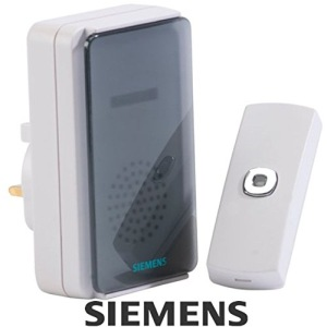 Siemens Plug In Wireless Door Entry System In White Exterior