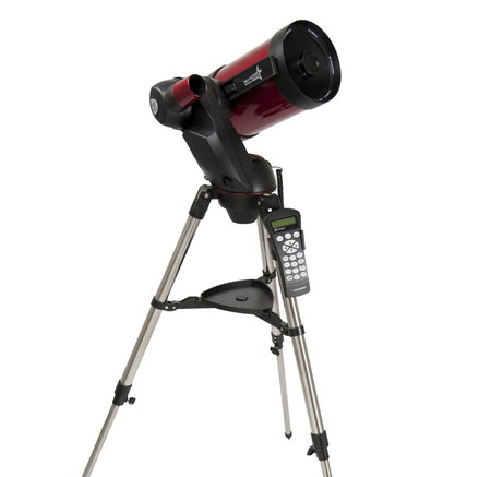 SkyProdigy Celestron SCT Computer Controlled Telescope On Chrome Tripod