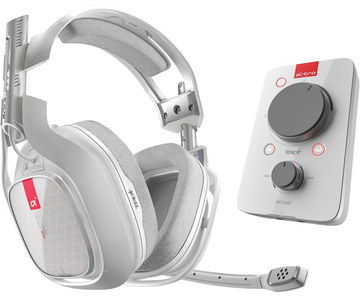 Customisable Budget Gaming Headset Xbox One In White