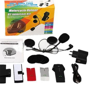 NCF Helmet Communication Headset With Accessories