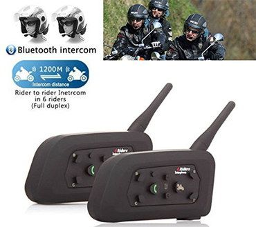 Auto Wireless Bluetooth Helmet Kit Full Duplex