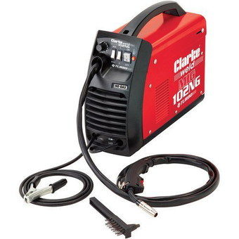 90 Amp No-Gas Cheap MIG Welder With Torch