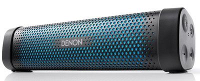 NFC Pairing Bluetooth Speaker With Blue Back Light