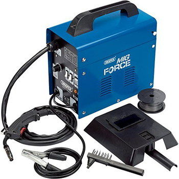 Small MIG Welding Machine Gasless In Blue
