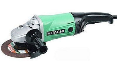 9 Inches Cheap Angle Grinder With Green Exterior