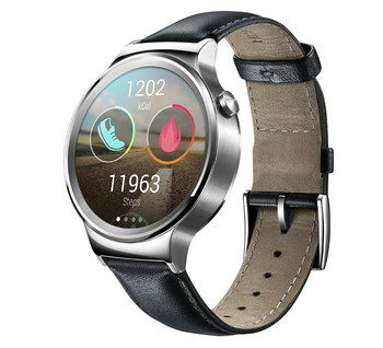 IoS Compatible Smartwatch With Round Dial