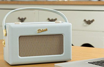 30 Presets Retro Internet Radio With Leather Strap