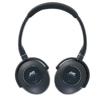 Neodymium HA Noise Cancelling Headphones In Black