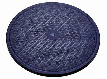 Blue Rotating Car Seat Cushion Turntable