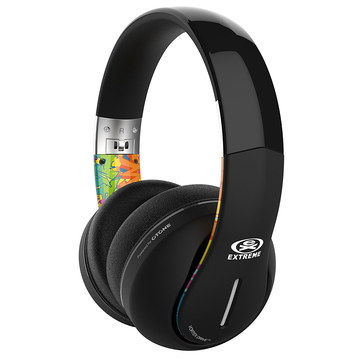 Noise Cancellation Soundproof Headphones With Flat Band