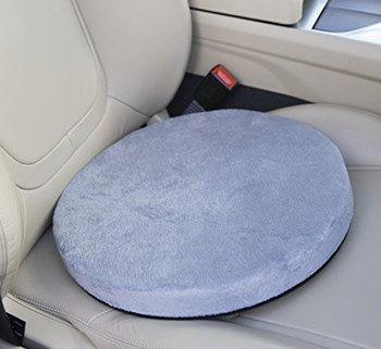 Swivel Car Seat Cushions For Elderly - Body Turning Helpers