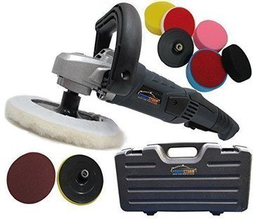 Best Car Polisher Machine UK - Top 10 Orbital Buffer Kits