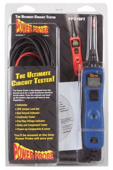 Small Diagnostic Car Tester In Black Package