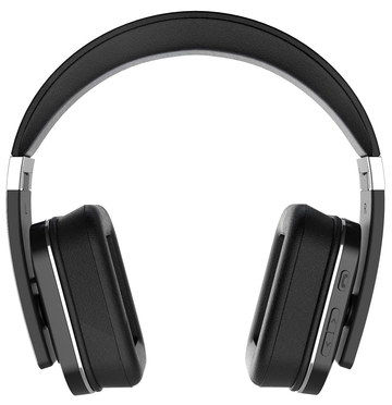 Budget Noise Cancelling Headphones With Curved Head-Bar