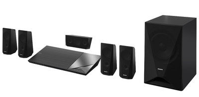NFC 5.1 Home Cinema Surround Sound System In Gloss Finish