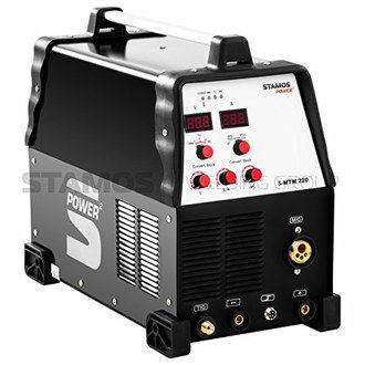 230V MIG MAG Welding Machine With Top Handle