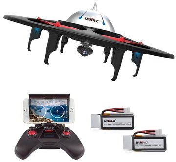 Camera Drone For Aerial Photography With Controller