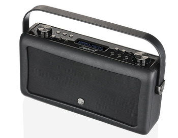 Aux-In Bluetooth DAB Radio Speaker With Black Handle